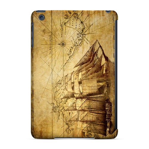 British Sea Power - Geeks Designer Line Map Series Hard Case for Apple iPad Mini