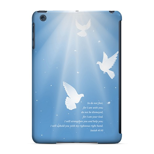 Isaiah 41:10 - Geeks Designer Line Bible Series Hard Case for Apple iPad Mini