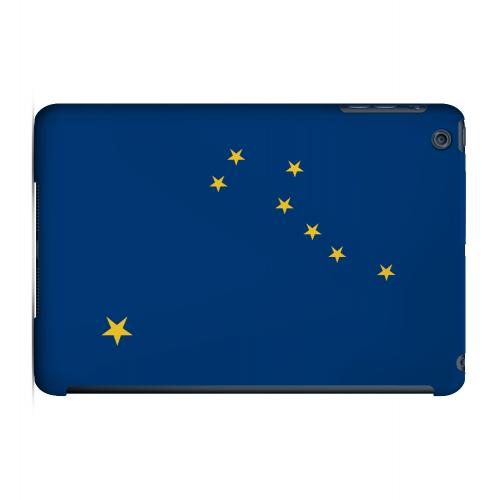 Alaska - Geeks Designer Line Flag Series Hard Back Case for Apple iPad Mini