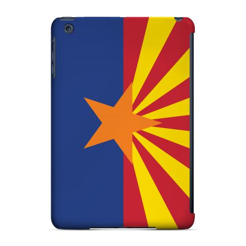 Arizona - Geeks Designer Line Flag Series Hard Back Case for Apple iPad Mini
