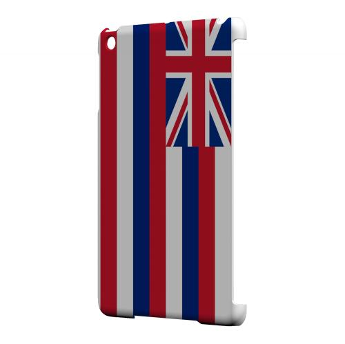 Hawaii - Geeks Designer Line Flag Series Hard Back Case for Apple iPad Mini