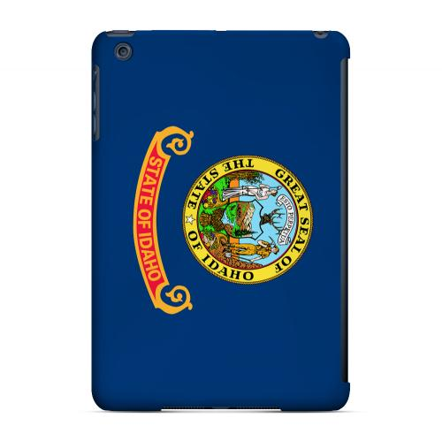 Idaho - Geeks Designer Line Flag Series Hard Back Case for Apple iPad Mini