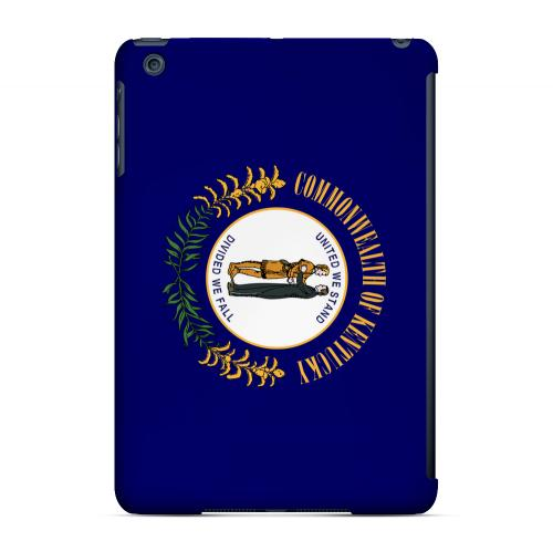 Kentucky - Geeks Designer Line Flag Series Hard Back Case for Apple iPad Mini