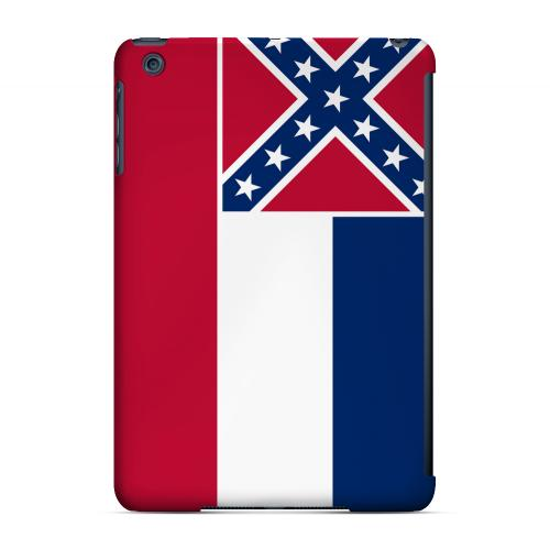 Mississippi - Geeks Designer Line Flag Series Hard Back Case for Apple iPad Mini