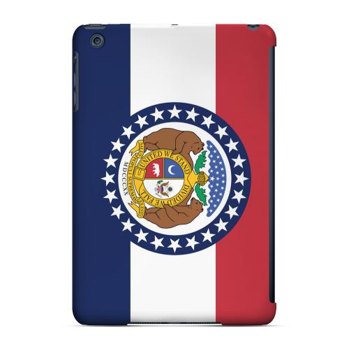 Missouri - Geeks Designer Line Flag Series Hard Back Case for Apple iPad Mini