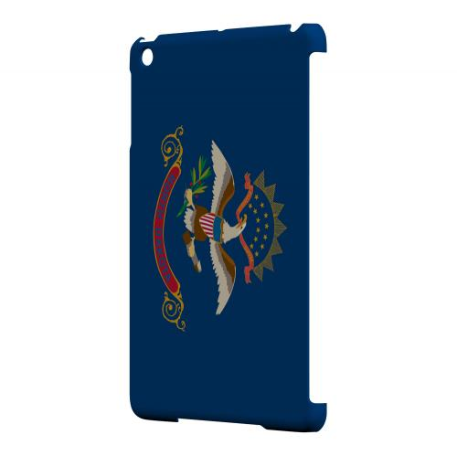 North Dakota - Geeks Designer Line Flag Series Hard Back Case for Apple iPad Mini