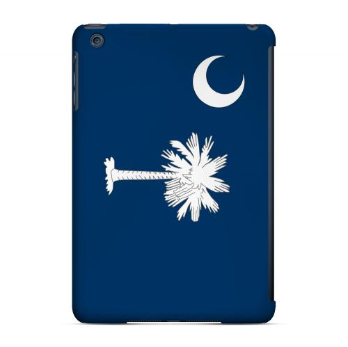 South Carolina - Geeks Designer Line Flag Series Hard Back Case for Apple iPad Mini