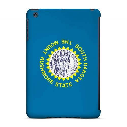 South Dakota - Geeks Designer Line Flag Series Hard Back Case for Apple iPad Mini