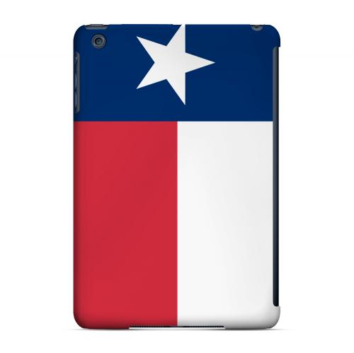 Texas - Geeks Designer Line Flag Series Hard Back Case for Apple iPad Mini