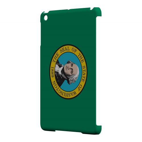 Washington - Geeks Designer Line Flag Series Hard Back Case for Apple iPad Mini