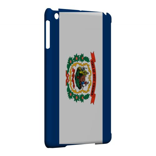 West Virginia - Geeks Designer Line Flag Series Hard Back Case for Apple iPad Mini