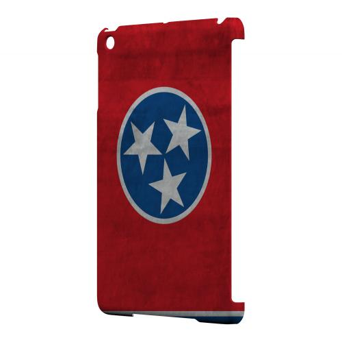 Grunge Tennessee - Geeks Designer Line Flag Series Hard Case for Apple iPad Mini