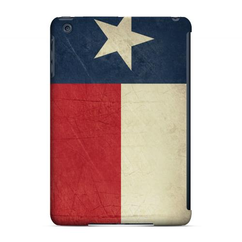 Grunge Texas - Geeks Designer Line Flag Series Hard Case for Apple iPad Mini