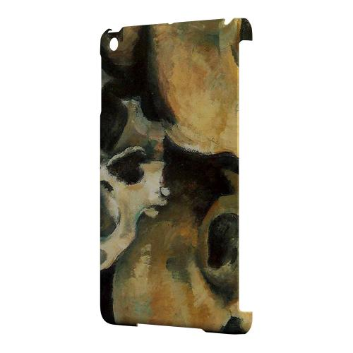 Geeks Designer Line (GDL) Slim Hard Case for Apple iPad Mini - Paul Cezanne Pyramid of Skulls