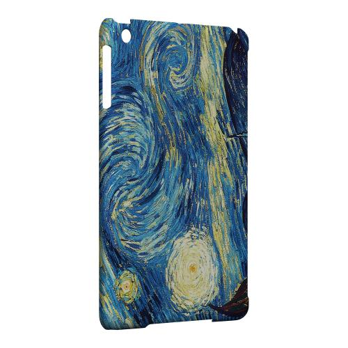 Geeks Designer Line (GDL) Slim Hard Case for Apple iPad Mini - Vincent Van Gogh Starry Night