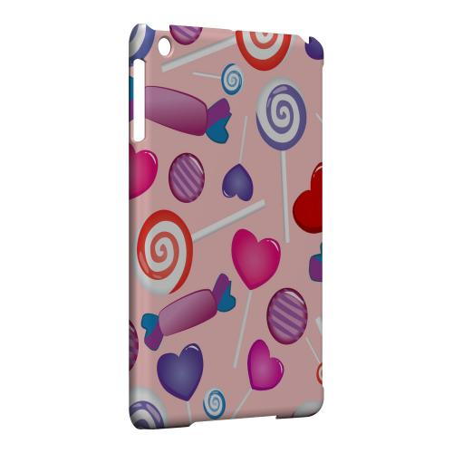 Geeks Designer Line (GDL) Slim Hard Case for Apple iPad Mini - Assorted Candy