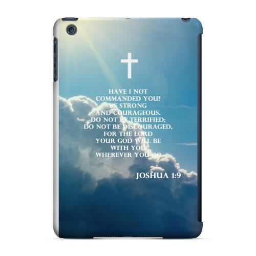 Geeks Designer Line (GDL) Slim Hard Case for Apple iPad Mini - Joshua 1:9