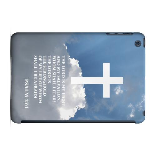 Geeks Designer Line (GDL) Slim Hard Case for Apple iPad Mini - Psalm 27:1