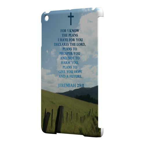 Geeks Designer Line (GDL) Slim Hard Case for Apple iPad Mini - Jeremiah 29:11
