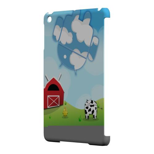 Geeks Designer Line (GDL) Slim Hard Case for Apple iPad Mini - Old McDroidald Had a Farm