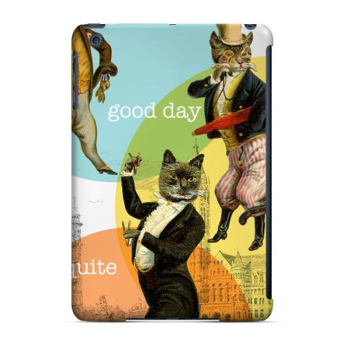 Geeks Designer Line (GDL) Slim Hard Case for Apple iPad Mini - Dandy Kitties