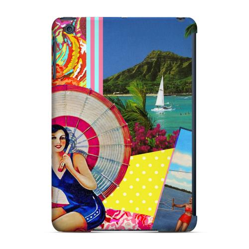 Geeks Designer Line (GDL) Slim Hard Case for Apple iPad Mini - Paradise