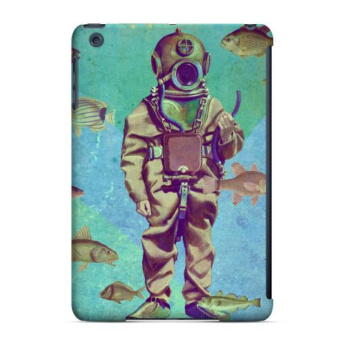 Geeks Designer Line (GDL) Slim Hard Case for Apple iPad Mini - Bloop Bloop