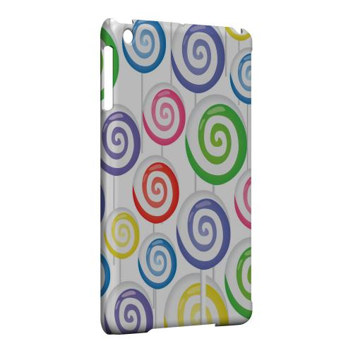 Geeks Designer Line (GDL) Slim Hard Case for Apple iPad Mini - Assorted Lollipops