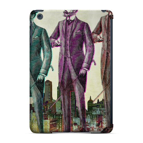 Geeks Designer Line (GDL) Slim Hard Case for Apple iPad Mini - New York Like A Sir