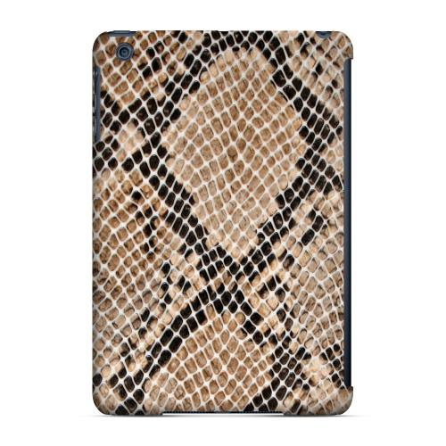 Geeks Designer Line (GDL) Slim Hard Case for Apple iPad Mini - Rattlesnake Skin