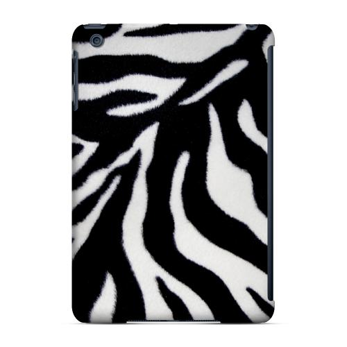 Geeks Designer Line (GDL) Slim Hard Case for Apple iPad Mini - Zebra Print