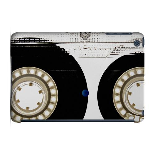Geeks Designer Line (GDL) Slim Hard Case for Apple iPad Mini - Clear Cassette