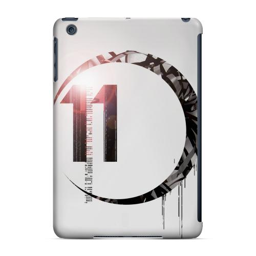 Geeks Designer Line (GDL) Slim Hard Case for Apple iPad Mini - Moon 11
