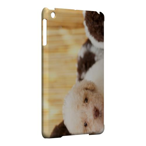 Geeks Designer Line (GDL) Slim Hard Case for Apple iPad Mini - Three Buddies