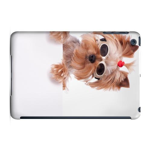 Geeks Designer Line (GDL) Slim Hard Case for Apple iPad Mini - Yorkshire Terrier