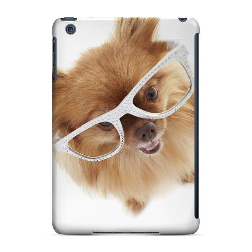 Geeks Designer Line (GDL) Slim Hard Case for Apple iPad Mini - Pomeranian