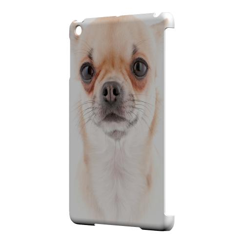 Geeks Designer Line (GDL) Slim Hard Case for Apple iPad Mini - Chihuahua
