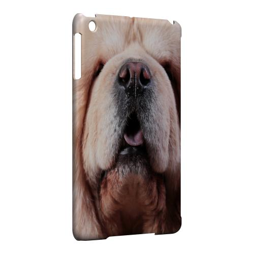 Geeks Designer Line (GDL) Slim Hard Case for Apple iPad Mini - Chow Chow