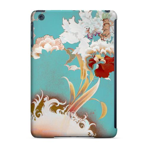 Geeks Designer Line (GDL) Slim Hard Case for Apple iPad Mini - Flower Wave