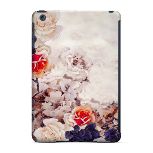 Geeks Designer Line (GDL) Slim Hard Case for Apple iPad Mini - Vintage Roses