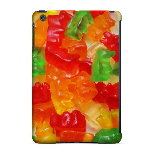 Geeks Designer Line (GDL) Slim Hard Case for Apple iPad Mini - Multi-Colored Gummy Bears
