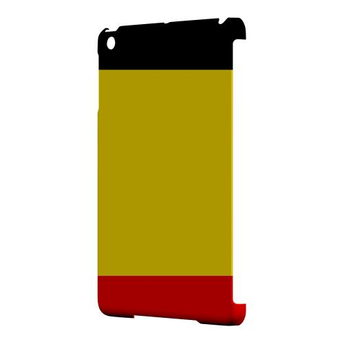 Geeks Designer Line (GDL) Slim Hard Case for Apple iPad Mini - Belgium