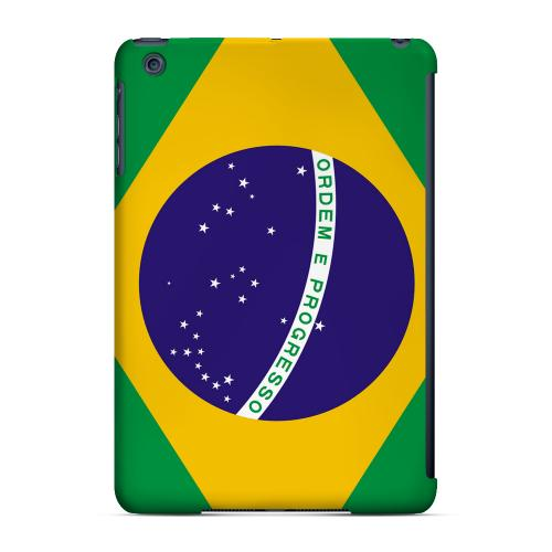 Geeks Designer Line (GDL) Slim Hard Case for Apple iPad Mini - Brazil