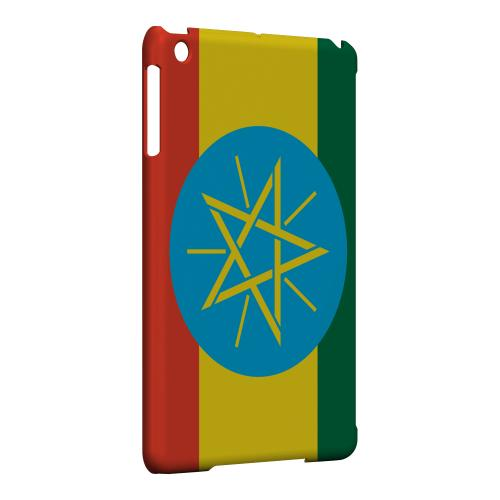 Geeks Designer Line (GDL) Slim Hard Case for Apple iPad Mini - Ethiopia
