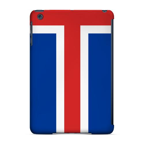 Geeks Designer Line (GDL) Slim Hard Case for Apple iPad Mini - Iceland