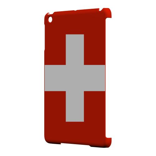 Geeks Designer Line (GDL) Slim Hard Case for Apple iPad Mini - Switzerland