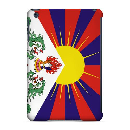 Geeks Designer Line (GDL) Slim Hard Case for Apple iPad Mini - Tibet