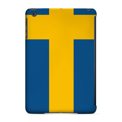 Geeks Designer Line (GDL) Slim Hard Case for Apple iPad Mini - Sweden