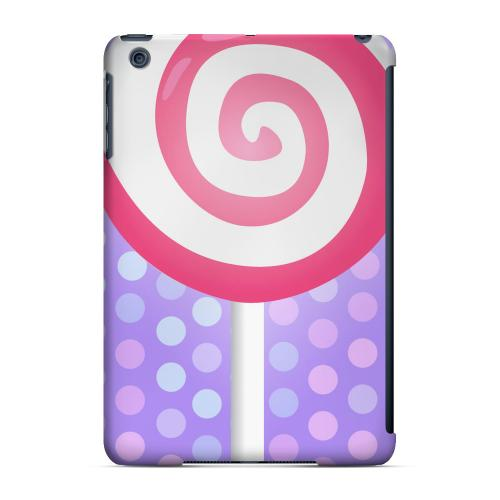 Geeks Designer Line (GDL) Slim Hard Case for Apple iPad Mini - Pink Lollipop