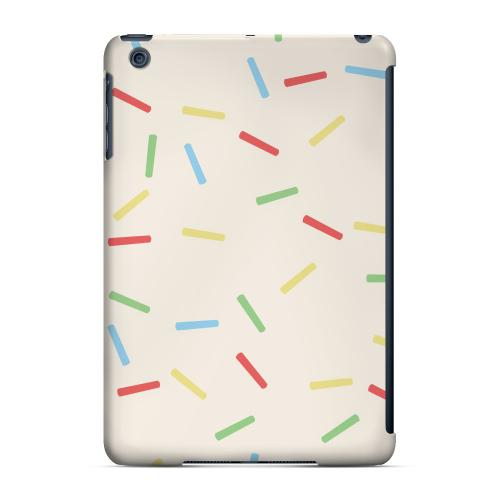 Geeks Designer Line (GDL) Slim Hard Case for Apple iPad Mini - Toaster Pastry w/Sprinkles